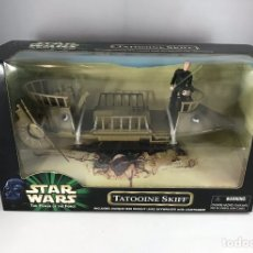 Figuras y Muñecos Star Wars: FIGURA SKIFF TATOOINE - STAR WARS - POWER OF THE FORCE - KENNER. Lote 161416386
