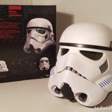 Figuras y Muñecos Star Wars: STAR WARS, CASCO STORMTROOPER, TAMAÑO ADULTO, HASBRO, NUEVO A ESTRENAR !. Lote 207183836