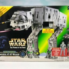 Figuras y Muñecos Star Wars: STAR WARS - AT-AT WALKER - POWER OF THE FORCE - KENNER HASBRO VINTAGE POTF NAVE. Lote 161841773