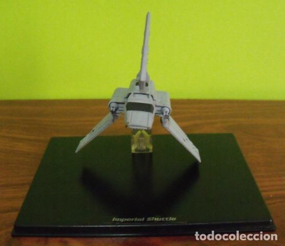 NAVE STAR WARS IMPERIAL SHUTTLE - LA GUERRA DE LAS GALAXIAS - LANZADERA IMPERIAL (Juguetes - Figuras de Acción - Star Wars)