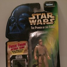 Figuren von Star Wars - Figura Luke Skywalker - Star Wars - Power of the Force - Kenner - 163789200