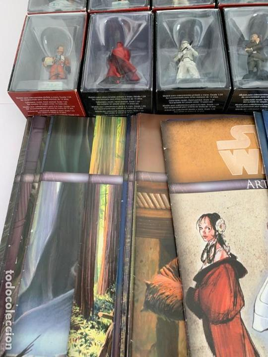 Figuras y Muñecos Star Wars: De Agostini Star Wars Chess Ajedrez completo juego figuras + fasciculos - Foto 11 - 162486202
