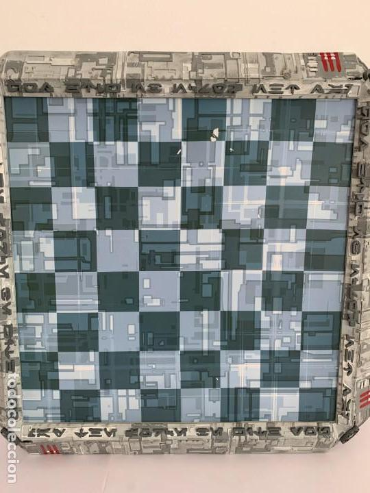 Figuras y Muñecos Star Wars: De Agostini Star Wars Chess Ajedrez completo juego figuras + fasciculos - Foto 13 - 162486202