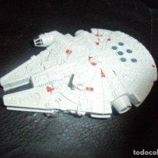 Figuras y Muñecos Star Wars: HALCON MILENARIO - NAVE DE METAL - STAR WARS - . Lote 162600726