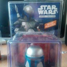 Figuras y Muñecos Star Wars: CASCO DE COLECCIÓN - STAR WARS - JANGO FETT. Lote 162950890