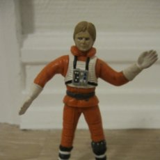 Figuras y Muñecos Star Wars: FIGURA LUKE SKYWALKER. BEND EMS. 1994. FIGURA FLEXIBLE DE GOMA. Lote 162911470