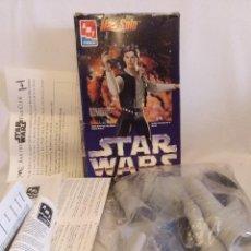 Figuras y Muñecos Star Wars: MAQUETA HAN SOLO STAR WARS DE 30 CM. Lote 163155522