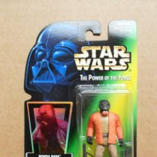 Figuren von Star Wars - FIGURA STAR WARS PONDA BABA POWER OF THE FORCE HASBRO AÑOS 90 - 163213474