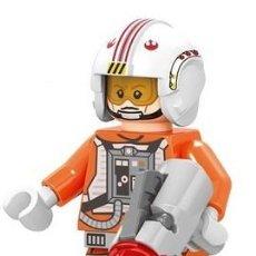 Figuras y Muñecos Star Wars: FIGURA DE STAR WARS, PILOTO REBELDE (NUEVO) LOTE 2. Lote 163584114