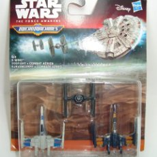 Figuras y Muñecos Star Wars: BLISTER NAVES STAR WARS MICRO MACHINES DISNEY HASBRO 1. Lote 163608842