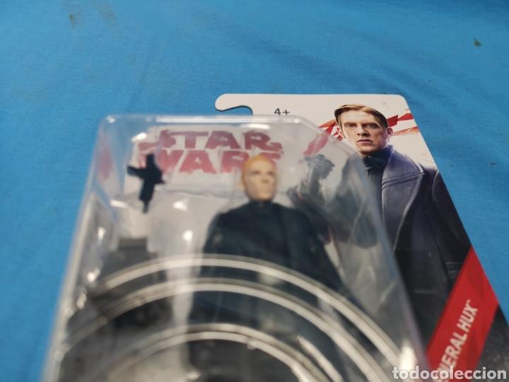 Figuras y Muñecos Star Wars: Muñeco star wars, force link , general hux, en su blister - Foto 4 - 163656504