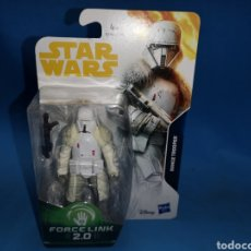 Figuras y Muñecos Star Wars: MUÑECO STAR WARS, FORCE LINK 2.0 , RANGE TROOPER, EN SU BLISTER. Lote 163668053