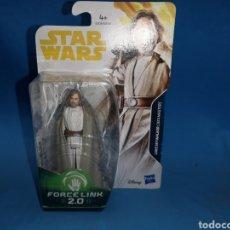 Figuras y Muñecos Star Wars: MUÑECO STAR WARS, PORCELIN 2.0, LUKE SKYWALKER (JEDI MASTER) EN SU BLISTER. Lote 163670565
