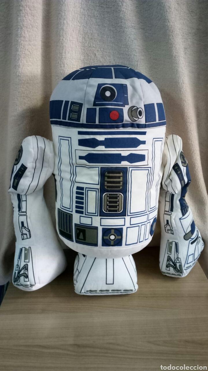 MUÑECO DE STARS WARKS /R2D2 / (Juguetes - Figuras de Acción - Star Wars)
