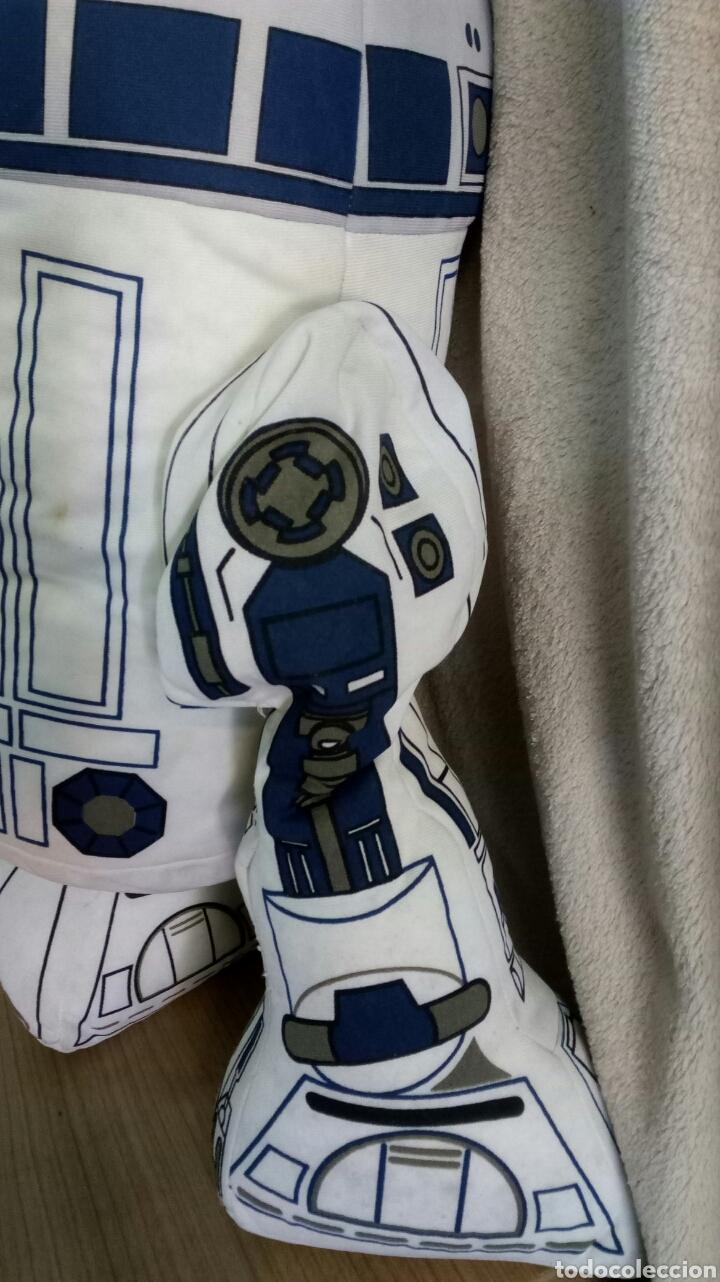 Figuras y Muñecos Star Wars: Muñeco de Stars Warks /R2D2 / - Foto 2 - 163750946