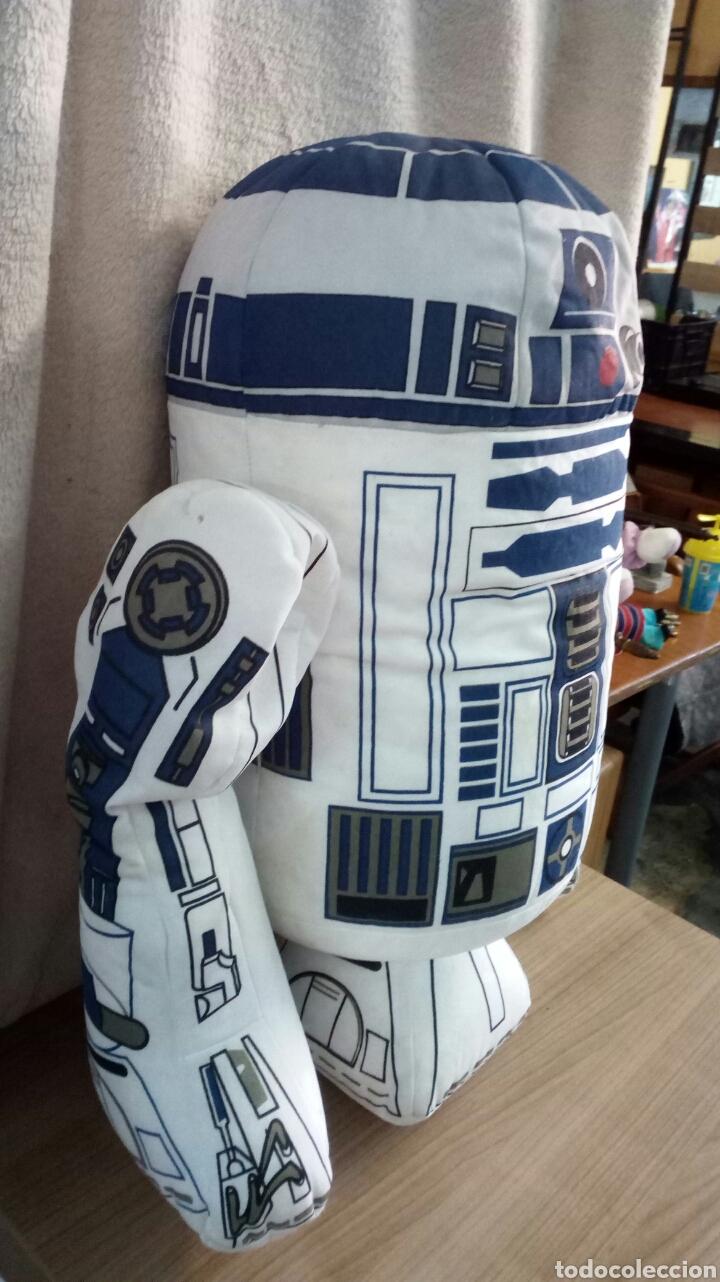 Figuras y Muñecos Star Wars: Muñeco de Stars Warks /R2D2 / - Foto 3 - 163750946