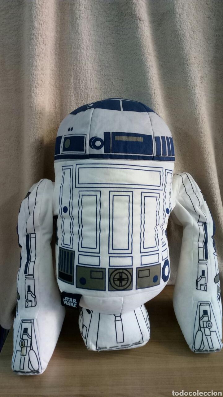Figuras y Muñecos Star Wars: Muñeco de Stars Warks /R2D2 / - Foto 4 - 163750946