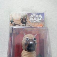 Figuras y Muñecos Star Wars: CASCO DE COLECCIÓN - STAR WARS - TUSKEN RAIDER. Lote 163975022