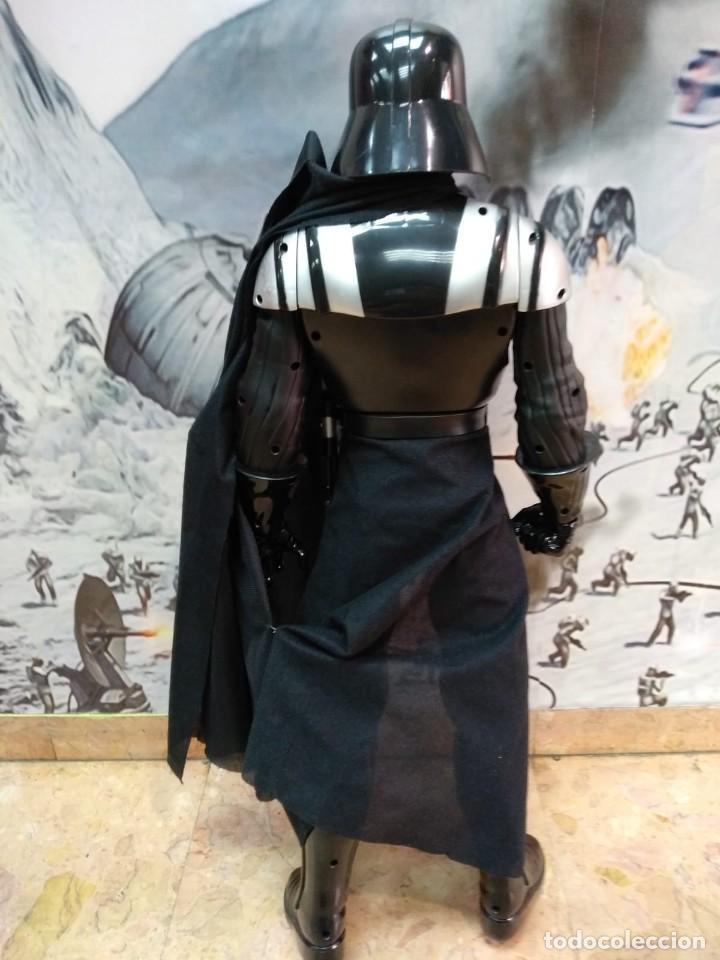 Figuras y Muñecos Star Wars: DARTH VADER. STAR WARS. ENORME FIGURA JAKKS PACIFIC. 80 CMS - Foto 2 - 164179130