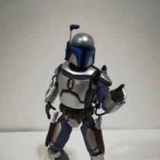 Figuras y Muñecos Star Wars: FIGURA DE JANGO FETT DE 15 CM ARTICULADA.. Lote 164486386