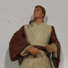 Figuras y Muñecos Star Wars: FIGURA DE ACCION , STAR WARS , OBI WAN KENOBI , LFL 1999 10 CMS. Lote 164573790