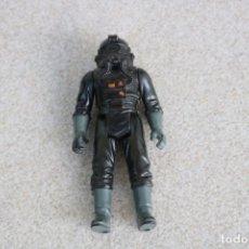 Figuras y Muñecos Star Wars: FIGURA ACCIÓN STAR WARS KENNER PILOTO TIE FIGHTER PILOT IMPERIAL 1982 HONG KONG VINTAGE. Lote 139354558