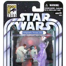 Figuras y Muñecos Star Wars: HOLOGRAPHIC PRINCESS LEIA (STAR WARS). Lote 164694014