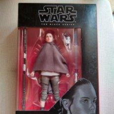 Figuras y Muñecos Star Wars: STAR WARS THE BLACK SERIES, REY (ISLAND JOURNEY). Lote 164800358