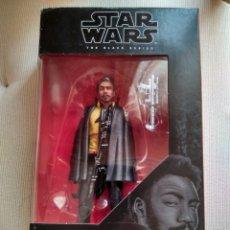 Figuras y Muñecos Star Wars: STAR WARS THE BLACK SERIES, LANDO CALRISSIAN. Lote 164800966