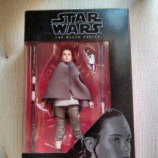 Figuras y Muñecos Star Wars: STAR WARS THE BLACK SERIES, REY (ISLAND JOURNEY). Lote 164801554