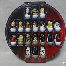 Figuras y Muñecos Star Wars: JUEGO STAR WARS ROLLINZ, COMPLETO, CARREFOUR . Lote 164888682