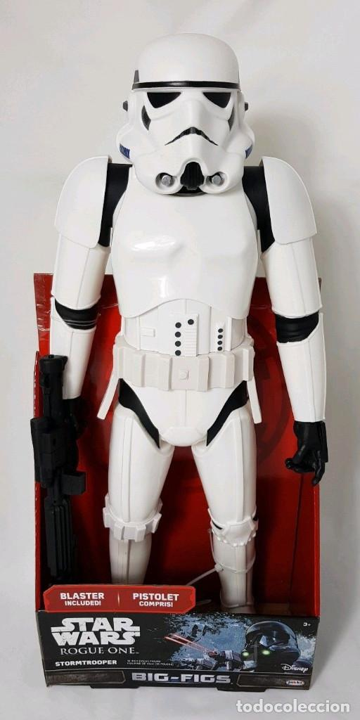 FIGURA GRANDE STAR WARS ROGUE ONE STORMTROOPER - 45.CM ALTO (Juguetes - Figuras de Acción - Star Wars)