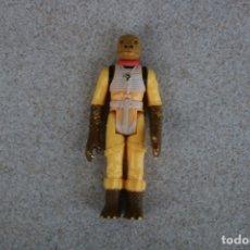 Figuras y Muñecos Star Wars: FIGURA ACCIÓN VINTAGE BOSSK STAR WARS KENNER LFL 1980 BOUNTY HUNTER HONG KONG. Lote 149958825