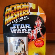 Figuras y Muñecos Star Wars: STAR WARS ACTION MASTERS DIE CAST METAL R2-D2. Lote 165634362