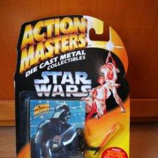 Figuras y Muñecos Star Wars: DARTH VADER. STAR WARS ACTION MASTERS DIE CAST METAL COLLECTIBLES. 1994 KENNER.. Lote 165634942