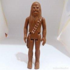 Figuras y Muñecos Star Wars: 1977 VINTAGE STAR WARS CHEWBACCA KENNER FIGURA CHEWAKA HONG KONG . Lote 166015862
