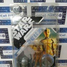 Figuras y Muñecos Star Wars: R2-D2 & C-3PO (STAR WARS). Lote 166117442