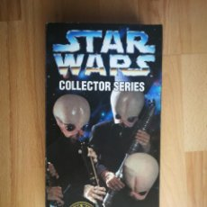 Figuras y Muñecos Star Wars: STAR WARS. NALAN CANTINA BAND. ACTION FIGURE COLLECTOR SERIES. NUEVO! (1997) KENNER. Lote 166271850