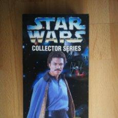 Figuras e Bonecos Star Wars: STAR WARS. LANDO CALRISSIAN. ACTION FIGURE COLLECTOR SERIES. NUEVO! (1997) KENNER. Lote 166271910