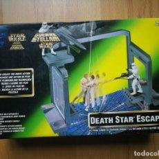 Figuras y Muñecos Star Wars: STAR WARS. THE DEATH STAR ESCAPE PLAYSET (1996). Lote 166272286