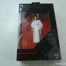 Figuras y Muñecos Star Wars: FIGURA STAR WARS BLACK SERIES PRINCESS LEIA ORGANA - N. Lote 166431094