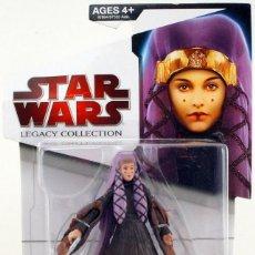 Figuras y Muñecos Star Wars: STAR WARS LEGACY COLLECTION - QUEEN AMIDALA - HASBRO. Lote 166900624