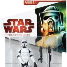 Figuras y Muñecos Star Wars: STAR WARS THE CLONE WARS - ARF TROOPER - HASBRO. Lote 166900840