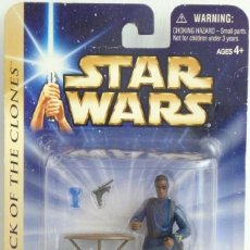 Figuras y Muñecos Star Wars: STAR WARS ATTACK OF THE CLONES - ACHK MED-BEQ - HASBRO. Lote 166901420