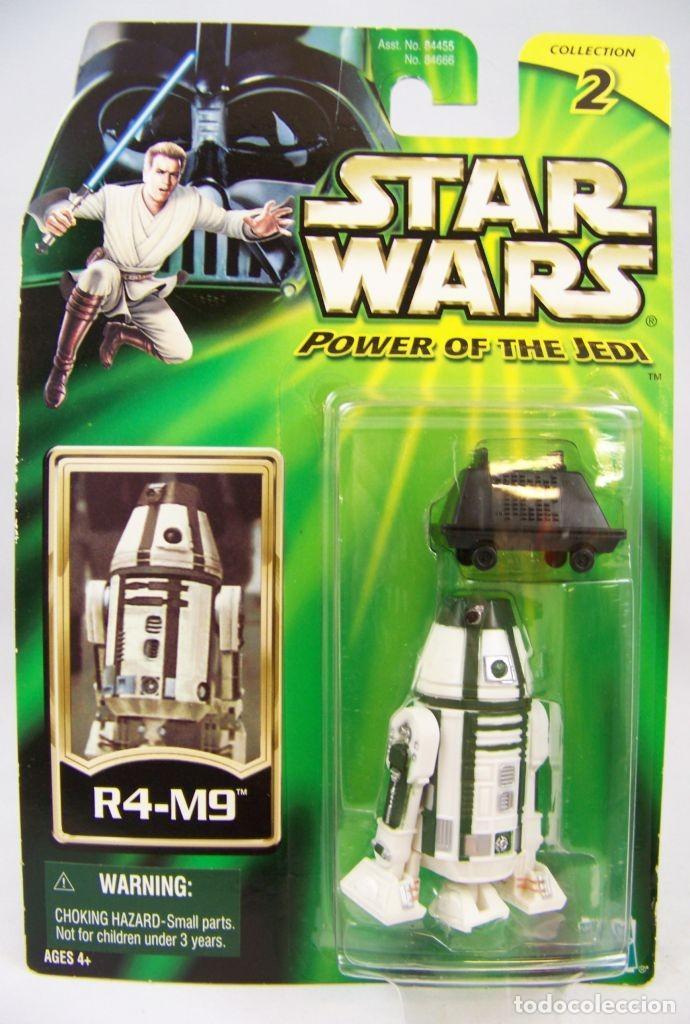 STAR WARS POWER OF THE JEDI - R4-M9 - HASBRO (Juguetes - Figuras de Acción - Star Wars)