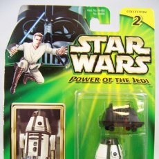 Figuras y Muñecos Star Wars: STAR WARS POWER OF THE JEDI - R4-M9 - HASBRO . Lote 166901760