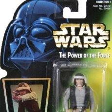 Figuras y Muñecos Star Wars: STAR WARS POWER OF THE JEDI - REBEL FLEET TROOPER - HASBRO . Lote 166902076