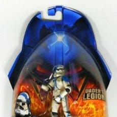 Figuras y Muñecos Star Wars: STAR WARS REVENGE OF THE SITH - TACTICAL OPS TROOPER - HASBRO. Lote 166902316