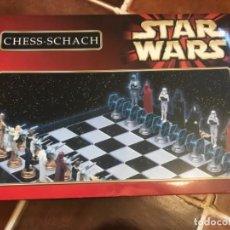 Figuras y Muñecos Star Wars: AJEDREZ STAR WARS 1999. Lote 166966056
