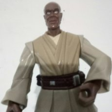 Figuren von Star Wars - MACE WINDU STAR WARS FIGURA HASBRO. - 167178096